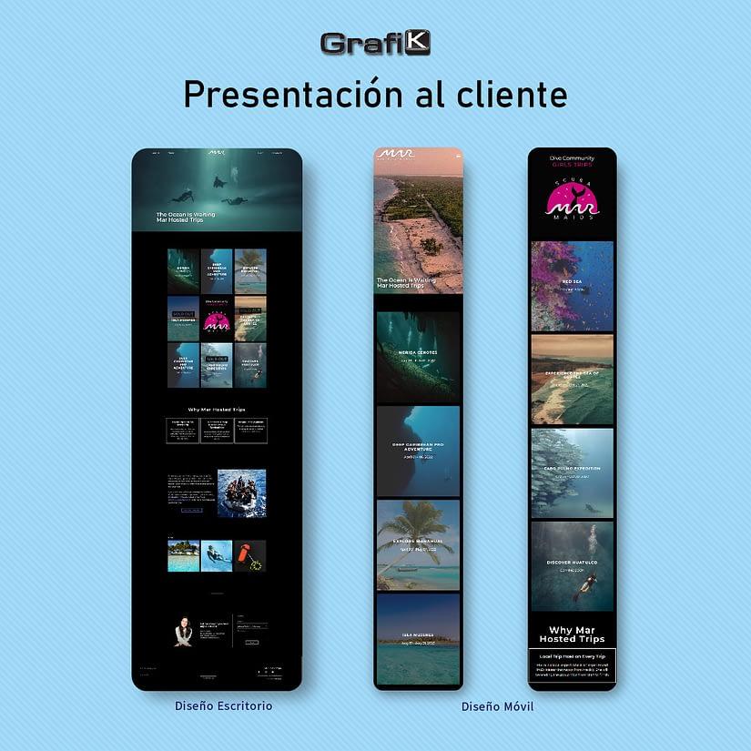 Página web diseño