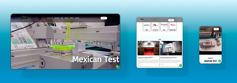 Mexican test portada