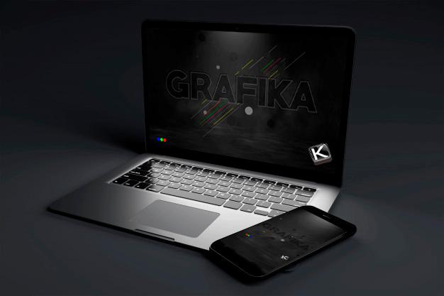 grafi-k laptop paginas web que es
