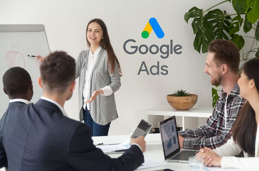 google ads equipo de ventas